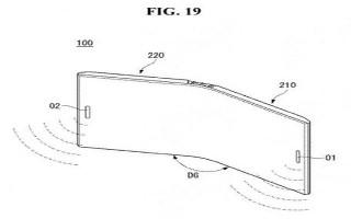 LG phát triển điện thoại gập đôi giống Galaxy X