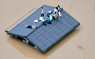 Số người thiệt mạng vì lũ lụt tại Nhật Bản tăng lên 126