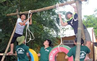 Tỉnh đoàn Tây Ninh: Thăm, động viên sinh viên tình nguyện