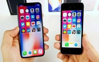 Apple sẽ dừng sản xuất iPhone SE và iPhone X