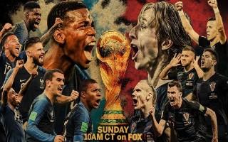 Chung kết World Cup 2018, Pháp và Croatia: Sao lại là Pháp?