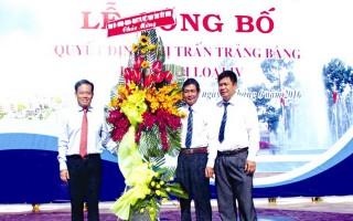 Thị trấn Trảng Bàng: Phấn đấu là trung tâm kinh tế, xã hội của huyện