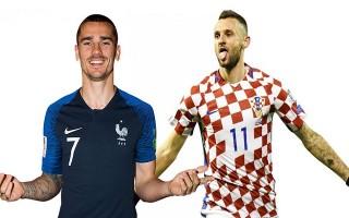 Chung kết Pháp và Croatia: 4 điểm nhấn quyết định Cúp vàng