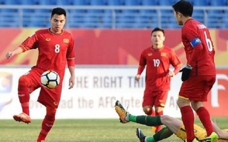 VFF công bố danh sách ĐT Olympic Việt Nam dự ASIAD 2018