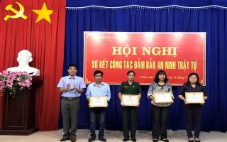 TP.Tây Ninh: Nỗ lực đảm bảo an ninh trật tự trên địa bàn