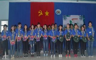 Hoà Thành: Đón sinh viên tham gia công tác mùa hè xanh