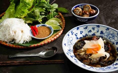 10 món ngon Việt Nam lên báo Mỹ