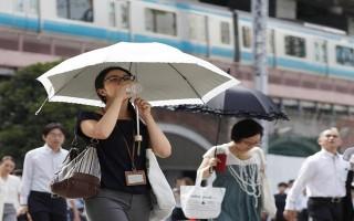 Nhật Bản: 77 người thiệt mạng, hơn 30.000 người nhập viện vì nắng nóng