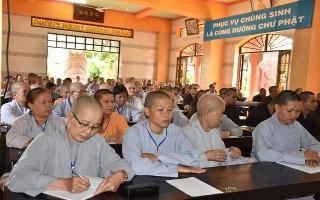 UB.MTTQ tỉnh: Tổ chức học tập, quán triệt Nghị quyết Trung ương 7 (khóa XII) trong tôn giáo
