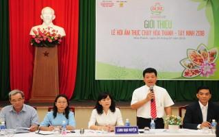 Tây Ninh sẽ có lễ hội ẩm thực chay