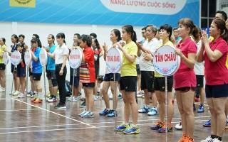 Khai mạc Giải bóng bàn, cầu lông gia đình tỉnh Tây Ninh lần thứ I.2018