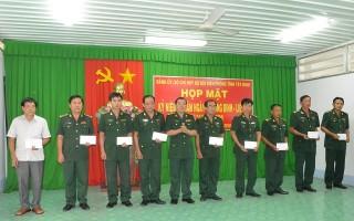 Họp mặt kỷ niệm ngày Thương binh-liệt sĩ