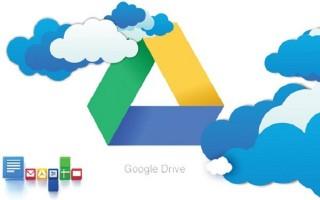 Google Drive sắp đạt 1 tỷ người dùng, dẫn đầu cuộc đua lưu trữ