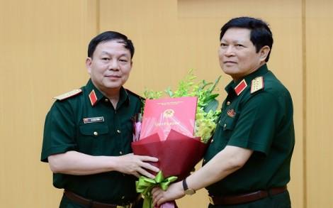 Thiếu tướng Lê Đăng Dũng phụ trách Chủ tịch, Tổng Giám đốc Viettel