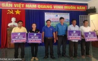 Dương Minh Châu: Trao vốn hỗ trợ thanh niên nghèo