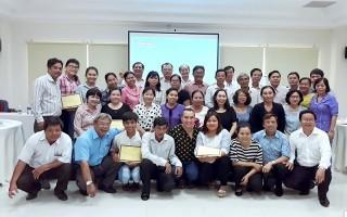Tập huấn giảng viên tuyến tỉnh và huyện về giảm kỳ thị và phân biệt đối xử liên quan đến HIV tại cơ sở y tế