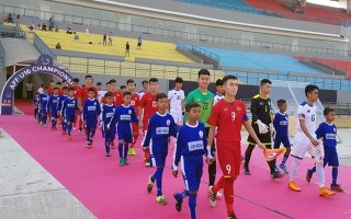 Vùi dập Philippines, U16 Việt Nam chờ 'sinh tử' U16 Myanmar