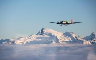 Rơi máy bay từ thời Thế chiến II, khoảng 20 người có thể thiệt mạng