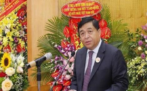 Bộ trưởng Bộ KH-ĐT Nguyễn Chí Dũng giữ chức Chủ tịch Hội Hữu nghị Việt Nam - Đức
