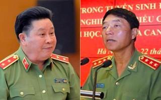 Thủ tướng thi hành kỷ luật các ông Trần Việt Tân, Bùi Văn Thành
