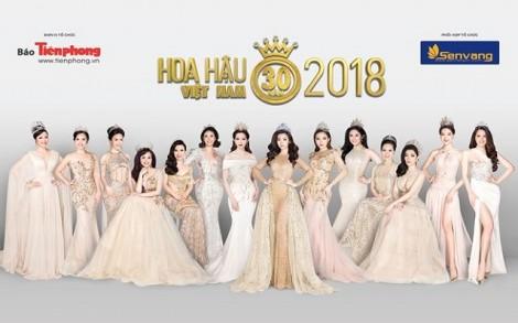 14 Hoa hậu Việt Nam qua các kỳ sẽ hội tụ tại Gala 30 năm HHVN