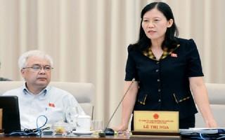 """PCT Quốc hội: Không cẩn thận thì Luật sẽ """"cao su"""", lúc giãn ra, lúc co vào"""
