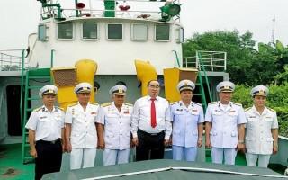 Công nhận tàu HQ-671 là Bảo vật Quốc gia