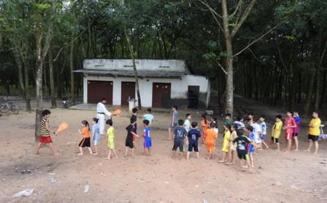 Người dân kiến nghị mở lại điểm trường tiểu học tại ấp 5