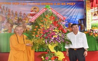 Ban Trị sự GHPGVN tỉnh Tây Ninh tổ chức Đại lễ Vu lan
