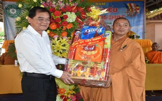 Chúc mừng lễ Vu lan chùa Thiền Lâm (Gò Kén)