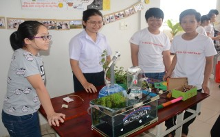 Mùa hè sáng tạo của Teach for Vietnam