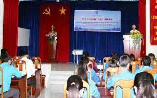 Tập huấn thông tin tuyên truyền đối ngoại và nâng cao kiến thức về hội nhập quốc tế của Việt Nam
