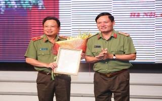 Trao quyết định bổ nhiệm 14 lãnh đạo Cục Truyền thông CAND