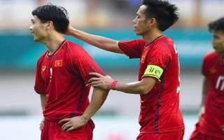 HLV Park Hang-seo dùng đội hình nào để đá với Nepal?
