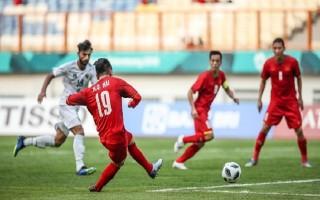 Xác định đối thủ của Olympic Việt Nam tại vòng 1/8 Asiad 2018