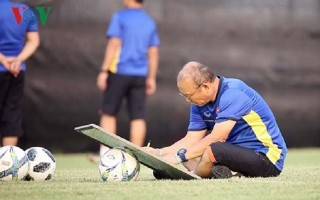 Olympic Việt Nam vào tứ kết ASIAD: Thầy Park viết sử bằng chữ TÂM