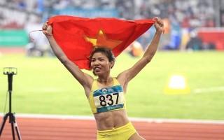 Thu Thảo và cú nhảy đưa lịch sử điền kinh Việt Nam sang trang