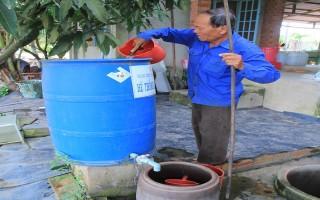 Hỗ trợ xây dựng hệ thống xử lý nước cho hơn 2.700 hộ dân ở nông thôn
