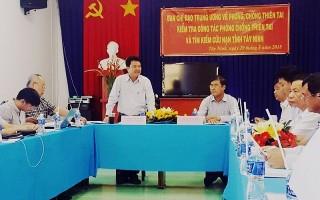 Ban Chỉ đạo Trung ương về phòng chống thiên tai làm việc tại Tây Ninh