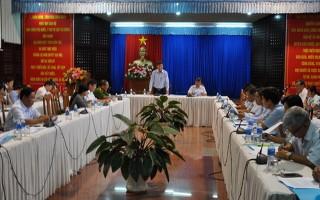 Tây Ninh: Sơ kết công tác xây dựng nông thôn mới
