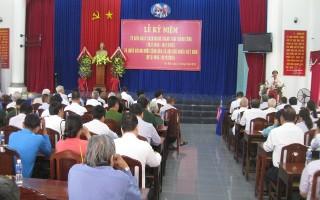 Nhiều hoạt động kỷ niệm ngày Cách mạng Tháng Tám và Quốc khánh 2.9