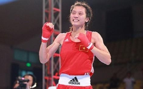 Bất ngờ đánh bại Indonesia, cầu mây nữ VN vào Chung kết