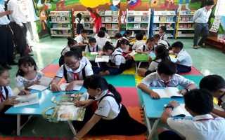 Khánh thành Thư viện thân thiện Trường tiểu học Ngô Thất Sơn