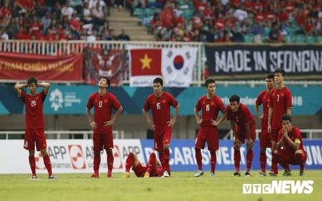 Thua luân lưu đáng tiếc, Olympic Việt Nam lỡ cơ hội giành huy chương lịch sử