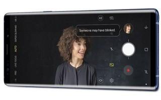 Camera Galaxy Note9 tự chỉnh chế độ nhờ trí tuệ nhân tạo