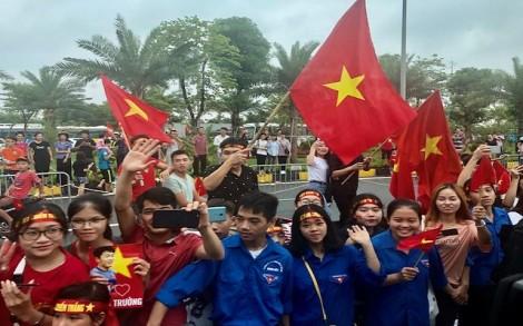 Tôn vinh Đoàn TTVN thi đấu thành công tại ASIAD
