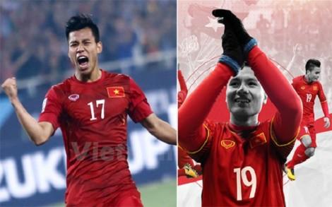Trung vệ Hà Tĩnh Bùi Tiến Dũng lọt vào đội hình tiêu biểu ASIAD 2018