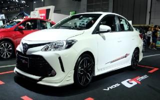 Toyota Vios có bản giới hạn 100 xe giá 23.000 USD
