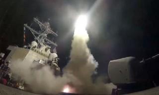 Nga tố cáo Mỹ không kích Syria bằng bom hóa học