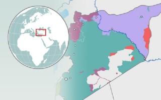 Lý do Mỹ nhăm nhe đòi không kích Syria